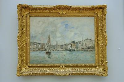 Le Havre - Musée Malraux - Les Nymphéas (Claude Monet - 1904)