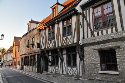 Provins - Rue Couverte