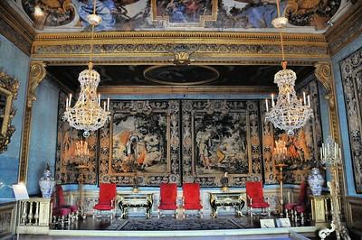 Château de Vaux-le-Vicomte - Chambre des Muses