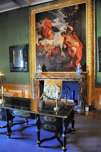 Château de Vaux-le-Vicomte - Cabinet de Nicolas Fouquet