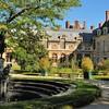 Château de Fontainebleau - Jardin de Diane, galerie de Diane et des Cerfs