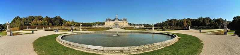 Château de Vaux-le-Vicomte - Le Rond d'Eau