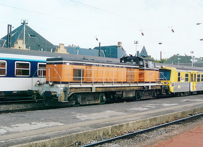 63781 at Metz Ville on 31st August 2003