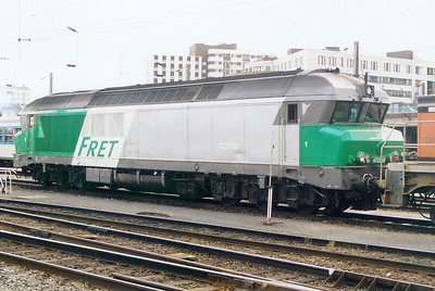 72019 at Nancy Ville on 2nd September 2003
