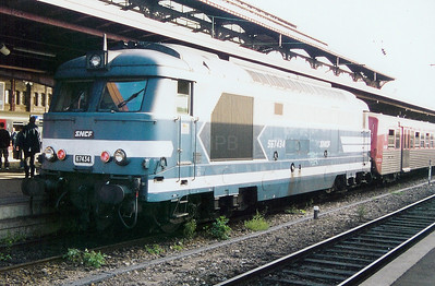67434 at Strasbourg on 2nd September 2003