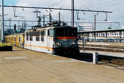 SNCF, 16690 at Luxembourg on 31st August 2003