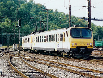 111501 at Longwy on 2nd September 2003