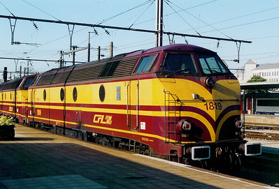 1819 at Luxembourg on 1st September 2003