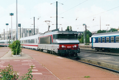 15047 at Metz Ville on 31st August 2003