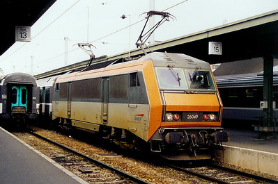 26049 at Paris Gare de Lyon on 27th August 2003