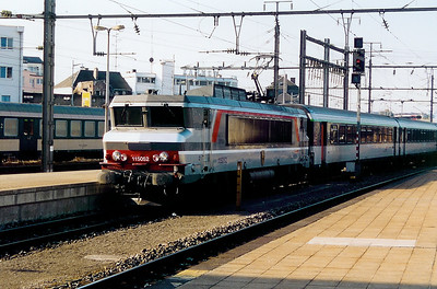 SNCF, 15052 at Luxembourg on 1st September 2003