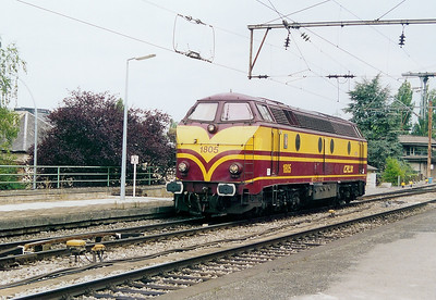 1805 at Esch Sur Alzette on 1st September 2003