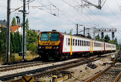 2005 at Noertzange on 1st September 2003