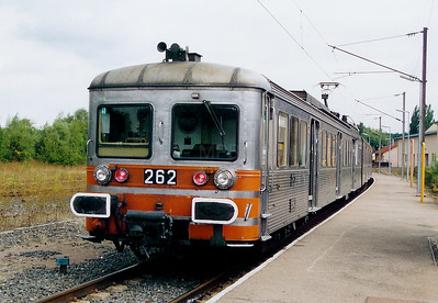 262 at Auden Le Tiche on 1st September 2003