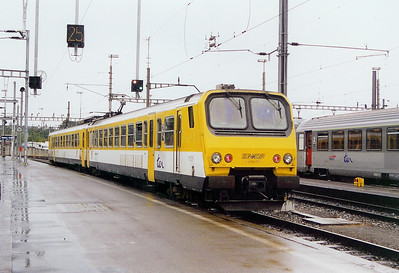 SNCF, 111515 at Basel on 6th September 2003