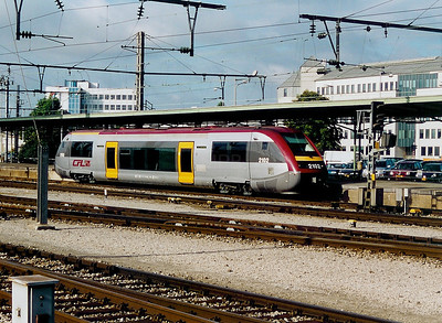 CFL, 2102 at Luxembourg on 31st August 2003