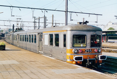 255 at Luxembourg on 1st September 2003