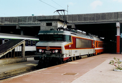 15004 at Metz Ville on 31st August 2003