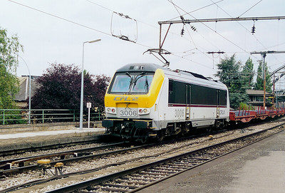 3006 at Esch Sur Alzette on 1st September 2003
