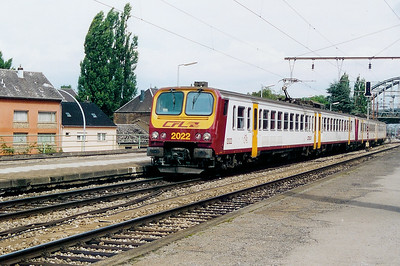 2022 at Esch Sur Alzette on 1st September 2003