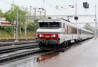 SNCF, 15050 at Basel on 6th September 2003