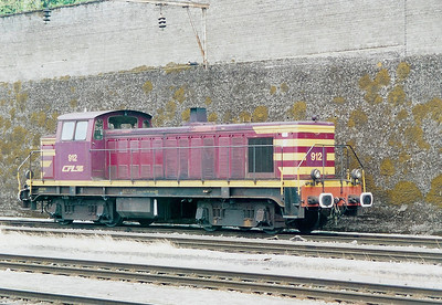 912 at Esch Sur Alzette on 1st September 2003