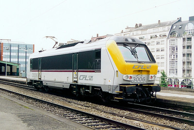 3006 at Esch Sur Alzette on 1st September 2003 (2)