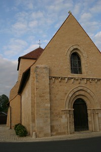 L'Église Saint-Gaudent