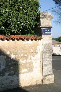 Civray, rue de la Fraternité