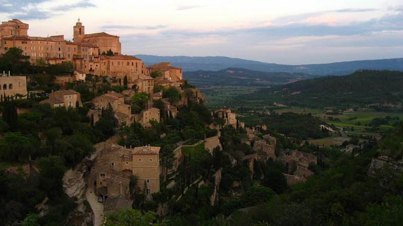 Gordes, the Luberon, Provence