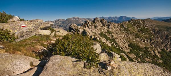 Corsica's GR 20