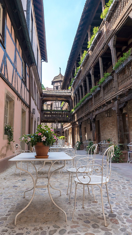 Where to Stay in Strasbourg: Hotel Cour du Corbeau