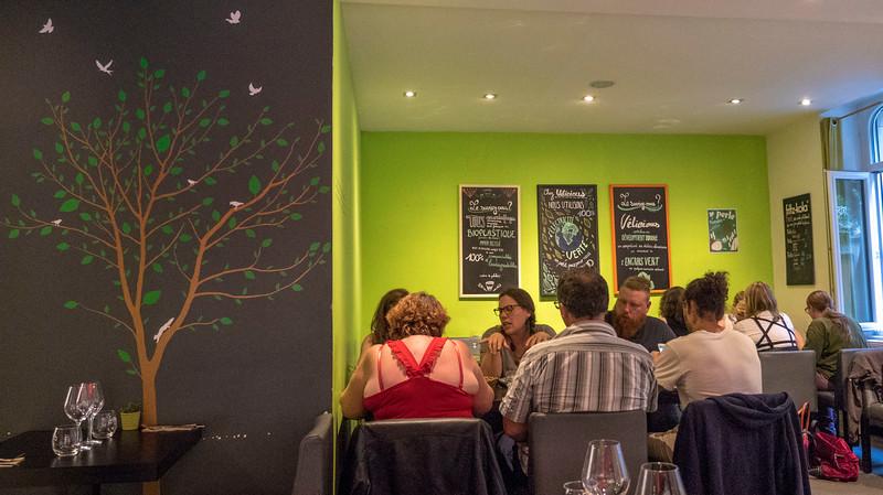 Velicious: Vegan restaurants in Strasbourg France