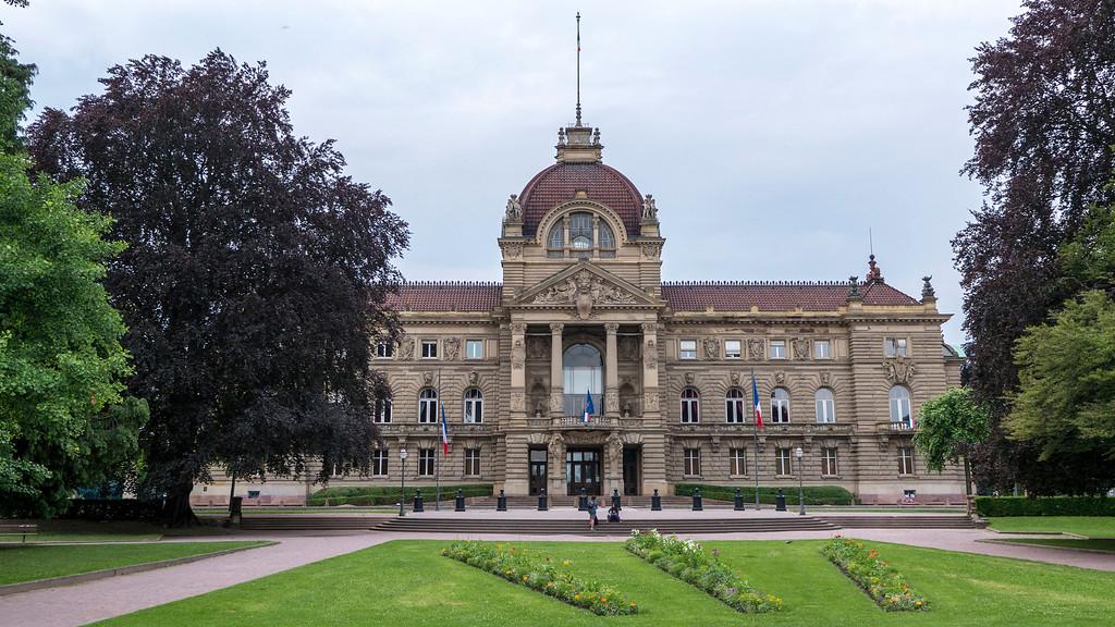 Palais du Rhin, Strasbourg