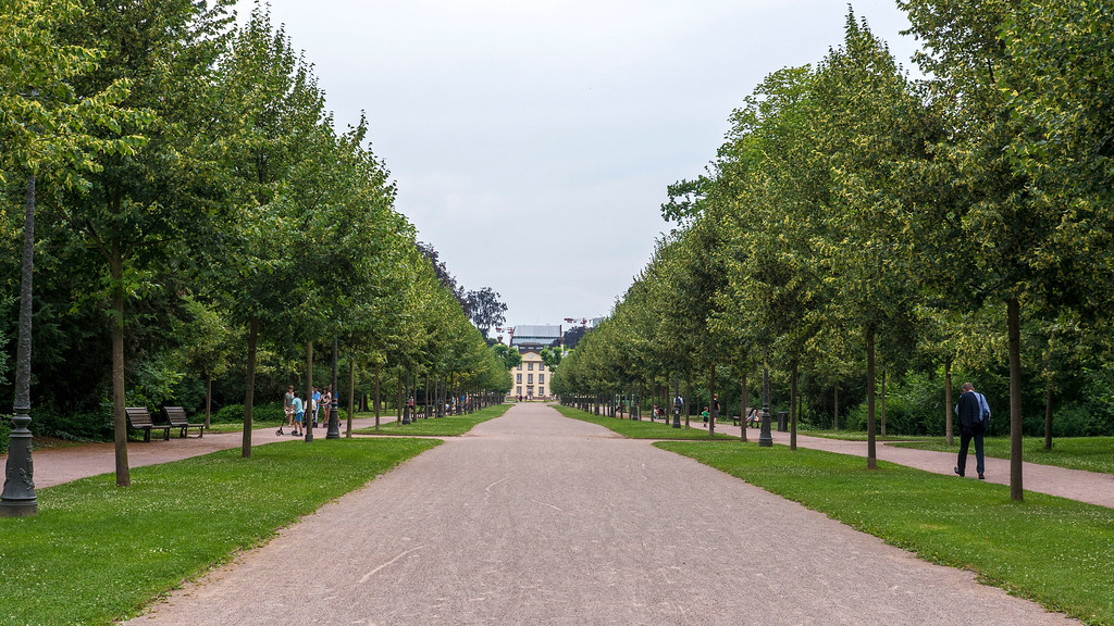 Top Things to do in Strasbourg France: Park L'orangerie