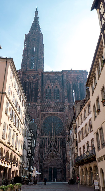 Top Things to do in Strasbourg France: Strasbourg Cathedral