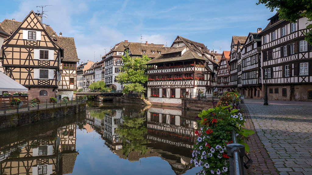 Most beautiful European cities - Strasbourg, France