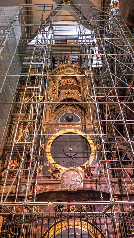 Top Things to do in Strasbourg France: Astronomical Clock