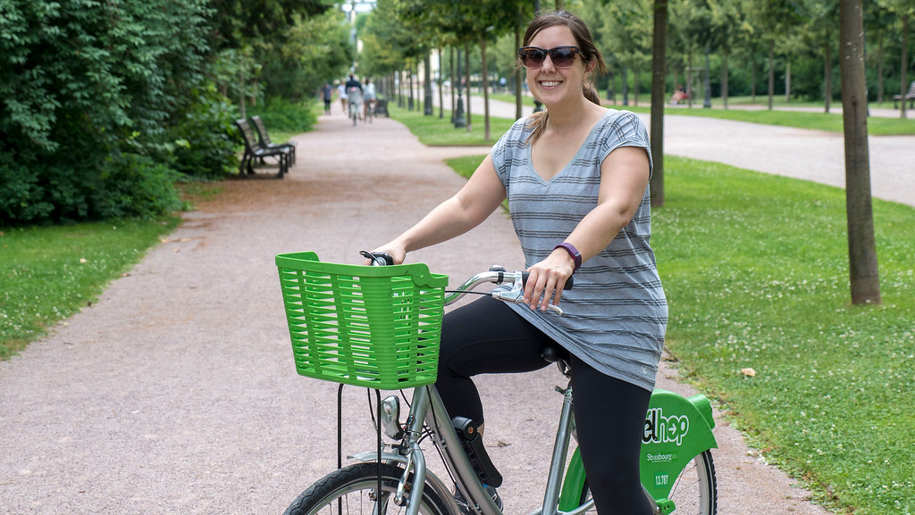 Top Things to do in Strasbourg France: Rent a bike