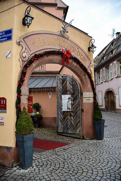 medieval architecture in strasbourg