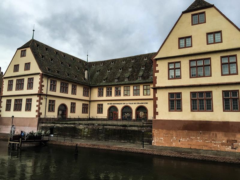 history museum in strasbourg