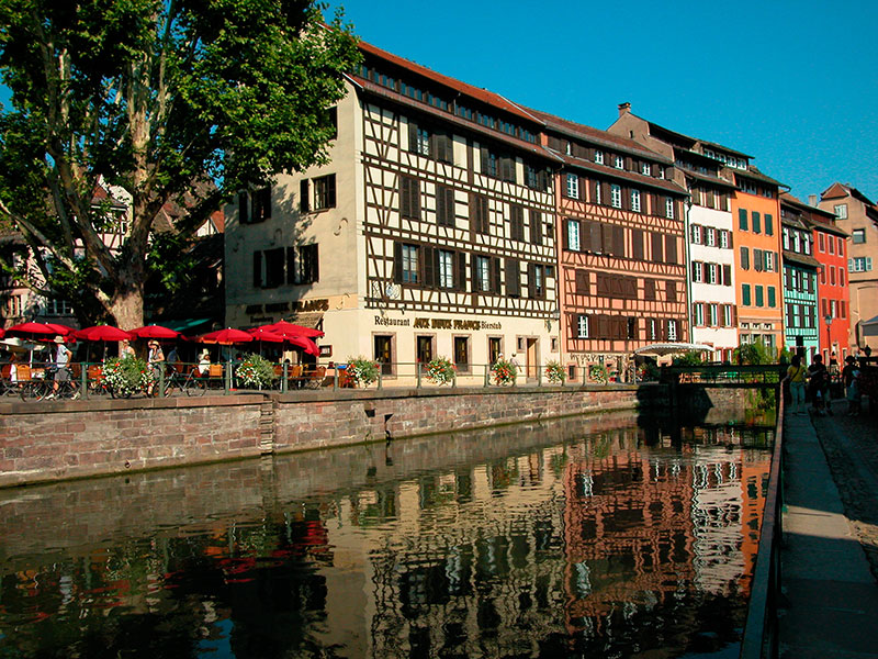 Strasbourg - Buildings 01