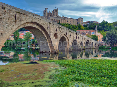 The Old Bridge at Beziers