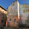 Albi - Fresque rue du Castelviel