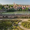 Albi - Palais de la Berbie - Jardin remarquable