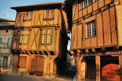 Lisle-sur-Tarn - Rue Etienne Compayre