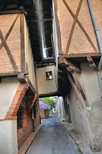 Lisle-sur-Tarn - Rue Raymond Lafage