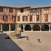 Lautrec - Place centrale