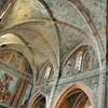 Labastide-de-Lévis - Eglise Saint-Blaise - Peintures en trompe-l'œil