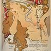 Albi - Musée Henri de Toulouse-Lautrec - Exposition du Salon des Cent (Alphonse Mucha - 1896)